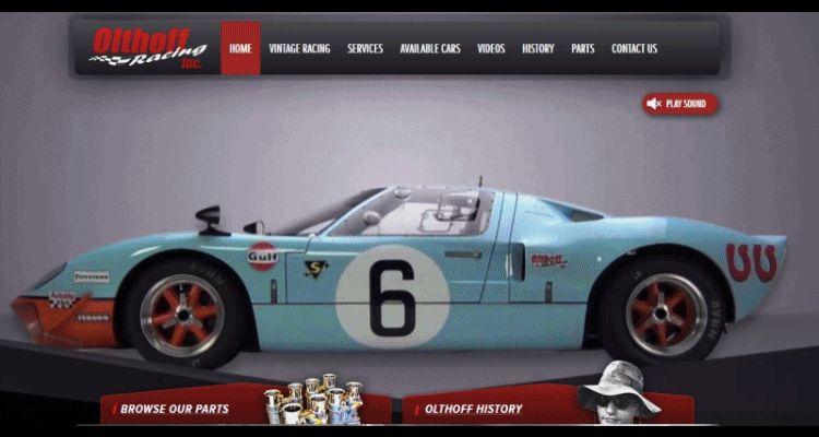 Olthoff header GT40