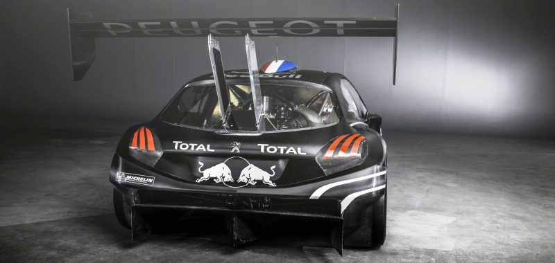 Peugeot 208 T16 and 205 T16 Group B 13