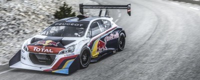 Peugeot 208 T16 and 205 T16 Group B 31