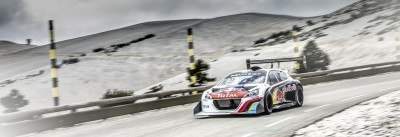 Peugeot 208 T16 and 205 T16 Group B 32