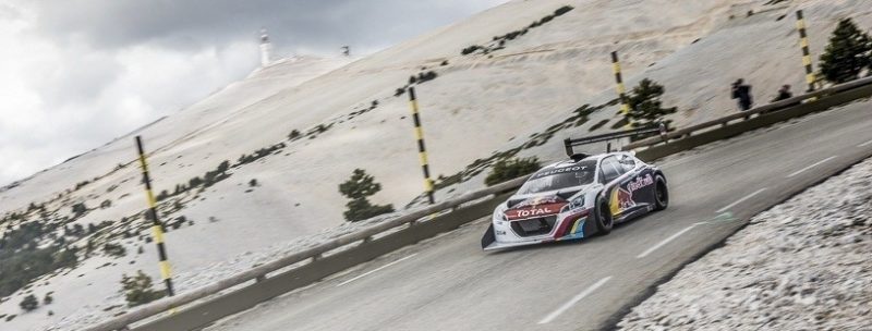 Peugeot 208 T16 and 205 T16 Group B 33
