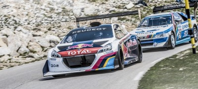 Peugeot 208 T16 and 205 T16 Group B 34