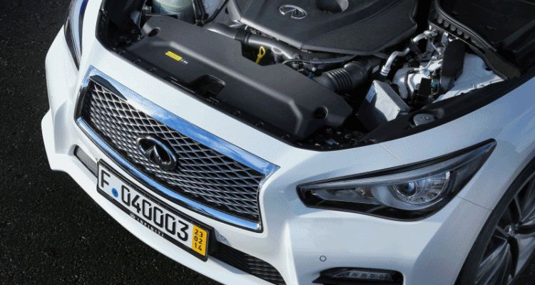Q50 Engines Header GIF