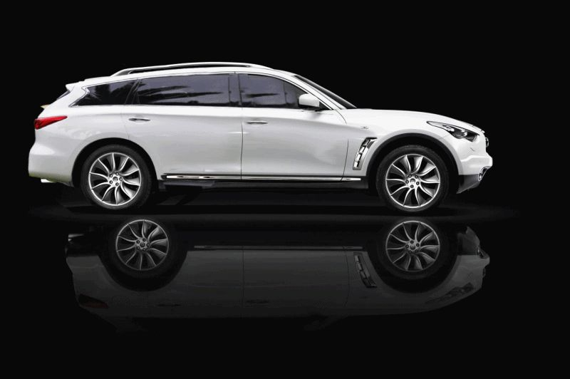 QX70L RENDERING preview GIF