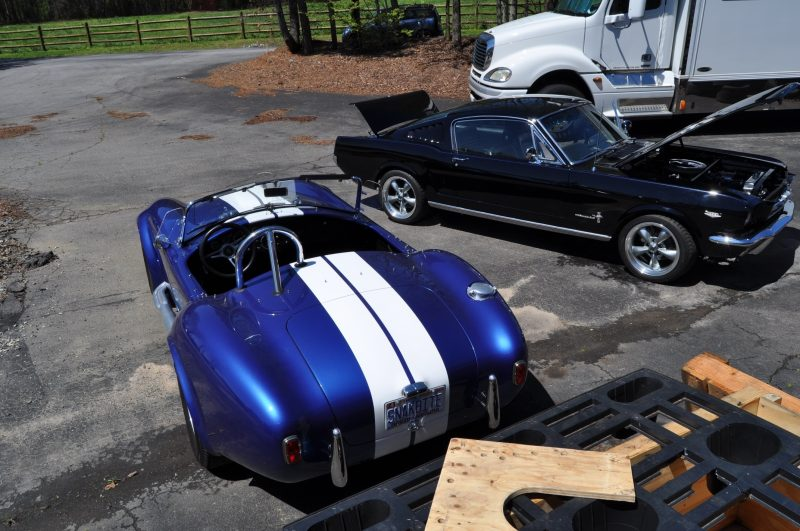 SHELBY COBRA - How These Two Words Ultimately Killed the Ford Takeover of Ferrari in 1963 19