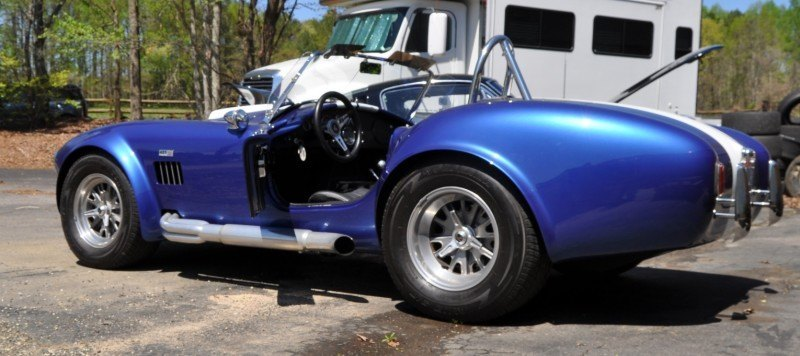 SHELBY COBRA - How These Two Words Ultimately Killed the Ford Takeover of Ferrari in 1963 26