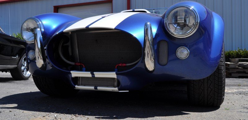 SHELBY COBRA - How These Two Words Ultimately Killed the Ford Takeover of Ferrari in 1963 33