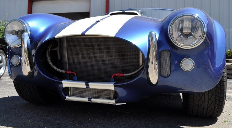 SHELBY COBRA - How These Two Words Ultimately Killed the Ford Takeover of Ferrari in 1963 5