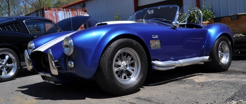 SHELBY COBRA - How These Two Words Ultimately Killed the Ford Takeover of Ferrari in 1963 8