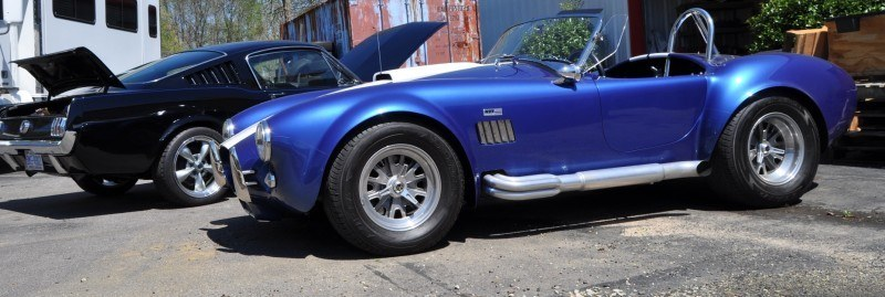 SHELBY COBRA - How These Two Words Ultimately Killed the Ford Takeover of Ferrari in 1963 9