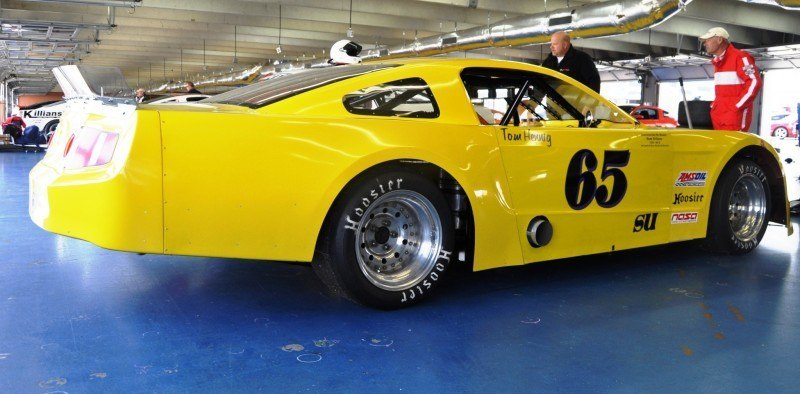 SHOCK! Charlotte Motor Speedway's Banned NASCAR Mustang Prototype - Actually Looks Like a Mustang 2