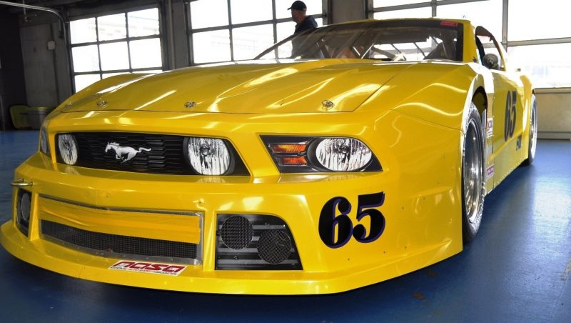 SHOCK! Charlotte Motor Speedway's Banned NASCAR Mustang Prototype - Actually Looks Like a Mustang 20