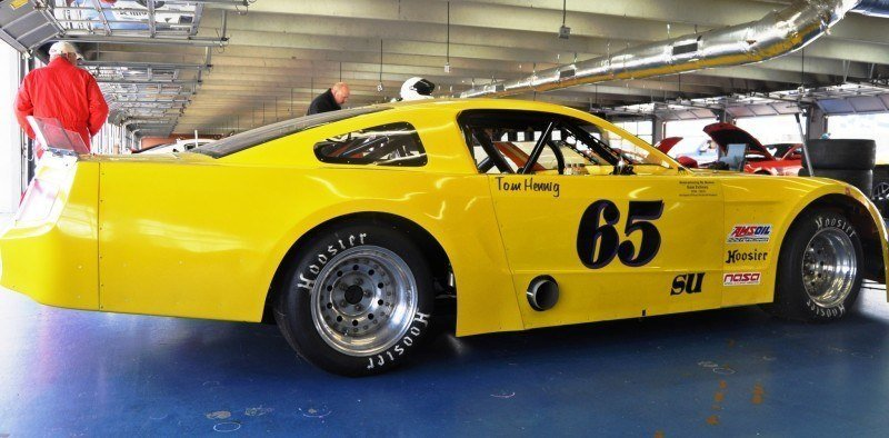 SHOCK! Charlotte Motor Speedway's Banned NASCAR Mustang Prototype - Actually Looks Like a Mustang 3