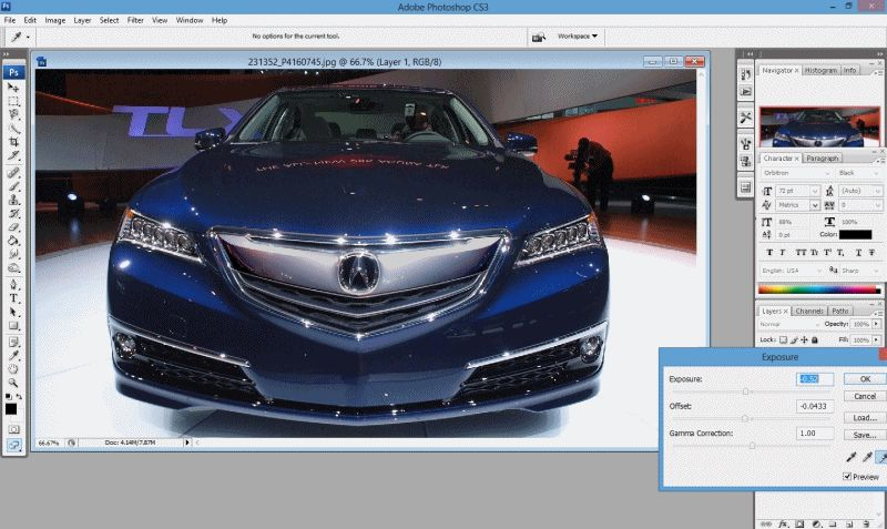 TLX black nose fixed GIF DRAFT photoshop