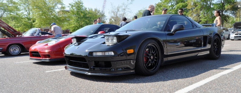 The NSX Effect -- Own One, And You Will Never Sell It -- Black NSX Series I and Red NSX-R Series II 22