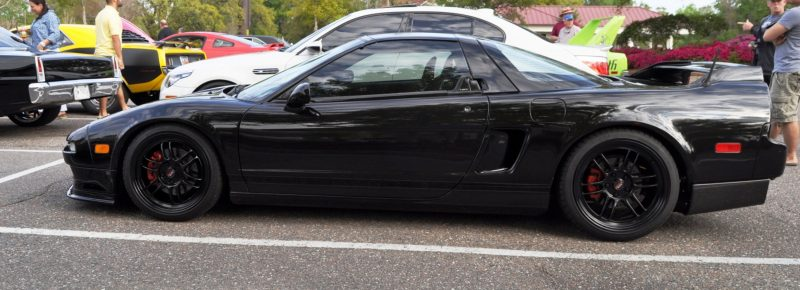 The NSX Effect -- Own One, And You Will Never Sell It -- Black NSX Series I and Red NSX-R Series II 5