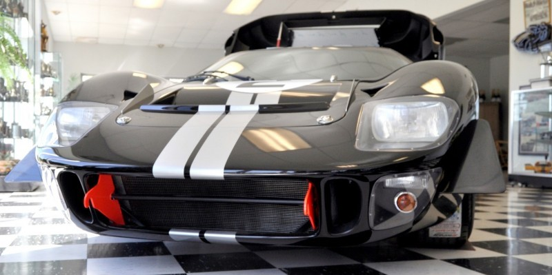 Touring the Olthoff Racing Dream Factory - Superformance GT40s and Cobras Galore 1