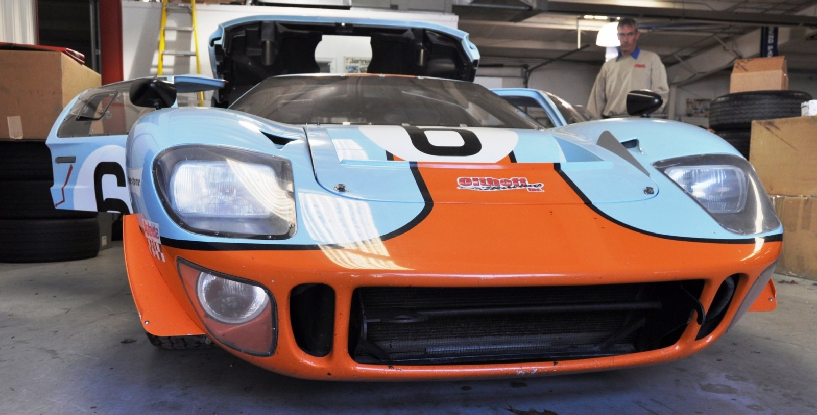 Touring the Olthoff Racing Dream Factory - Superformance GT40s and Cobras Galore 12