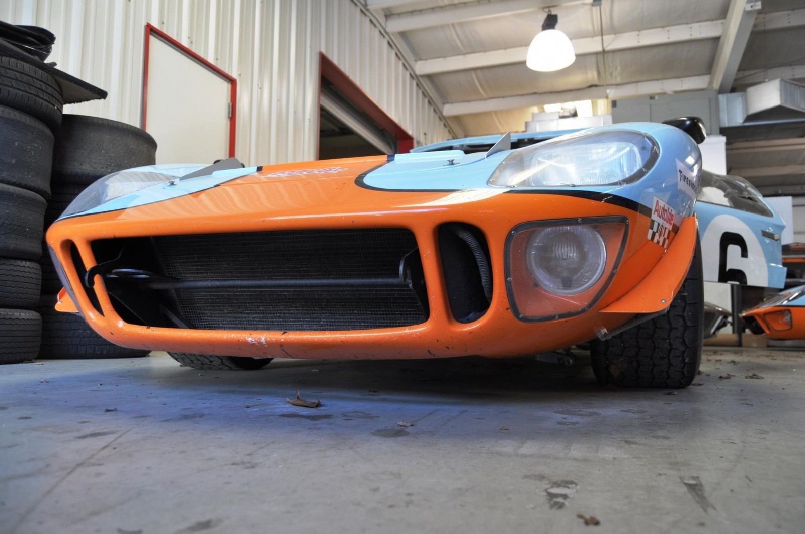 Touring the Olthoff Racing Dream Factory - Superformance GT40s and Cobras Galore 13