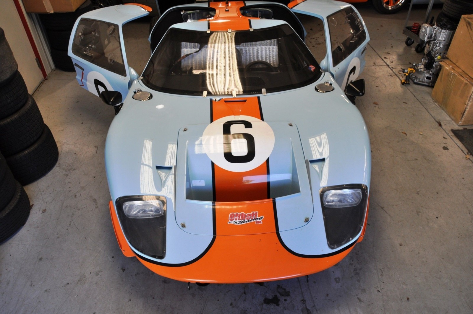 Touring the Olthoff Racing Dream Factory - Superformance GT40s and Cobras Galore 14