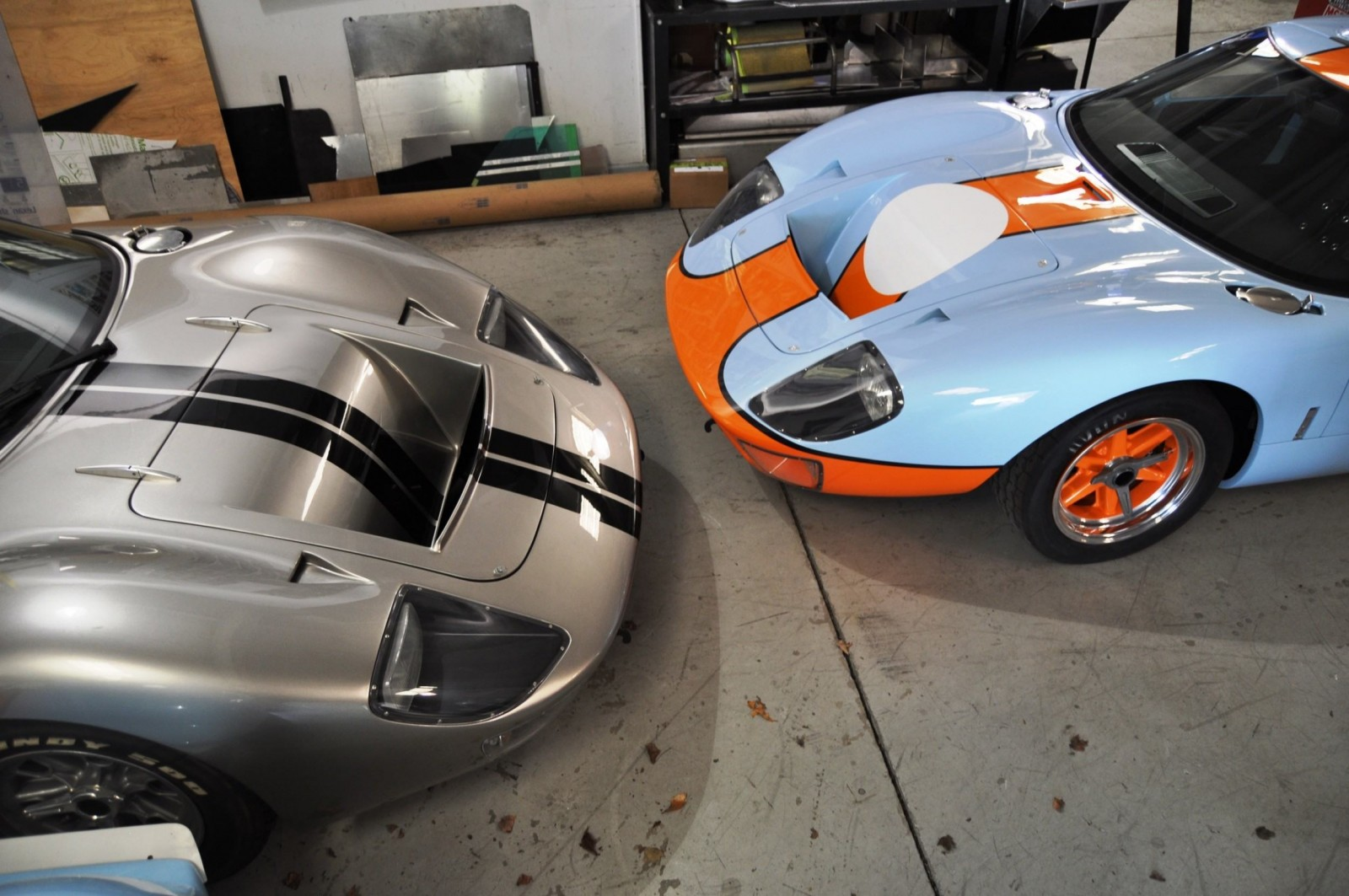 Touring the Olthoff Racing Dream Factory - Superformance GT40s and Cobras Galore 18