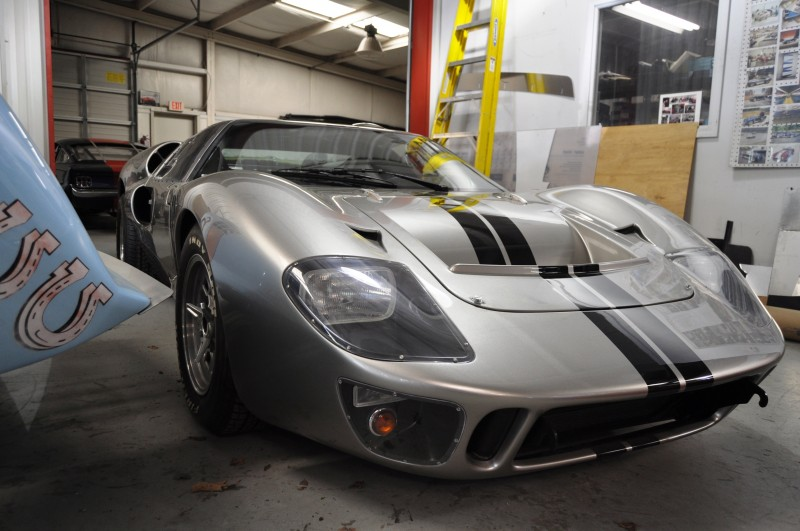 Touring the Olthoff Racing Dream Factory - Superformance GT40s and Cobras Galore 19