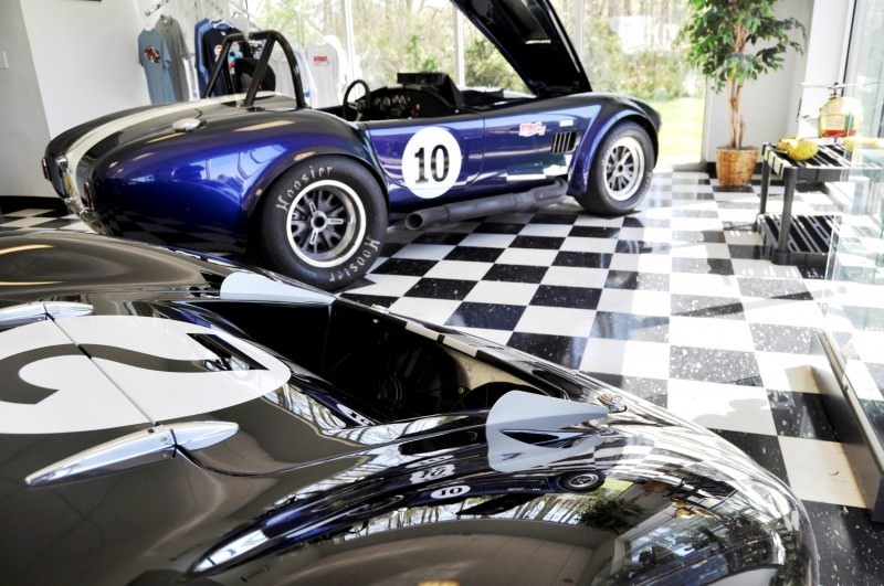 Touring the Olthoff Racing Dream Factory - Superformance GT40s and Cobras Galore 3