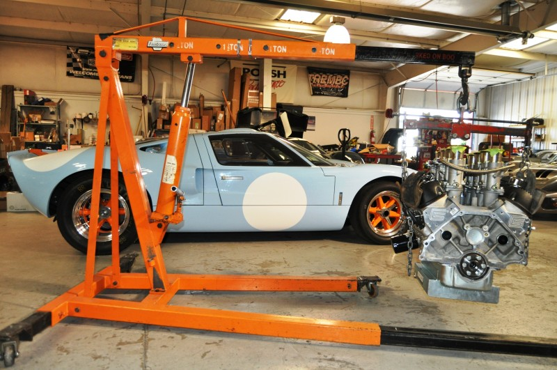 Touring the Olthoff Racing Dream Factory - Superformance GT40s and Cobras Galore 34