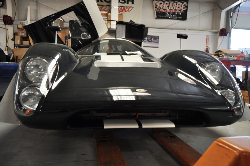 Touring the Olthoff Racing Dream Factory - Superformance GT40s and Cobras Galore 39