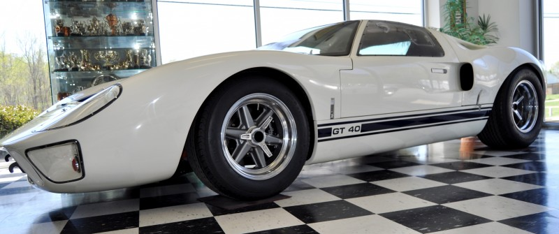 Touring the Olthoff Racing Dream Factory - Superformance GT40s and Cobras Galore 43