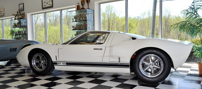 Touring the Olthoff Racing Dream Factory - Superformance GT40s and Cobras Galore 49