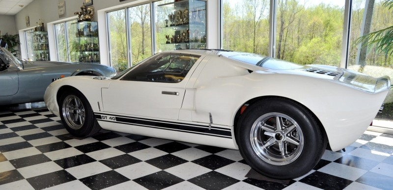 Touring the Olthoff Racing Dream Factory - Superformance GT40s and Cobras Galore 50