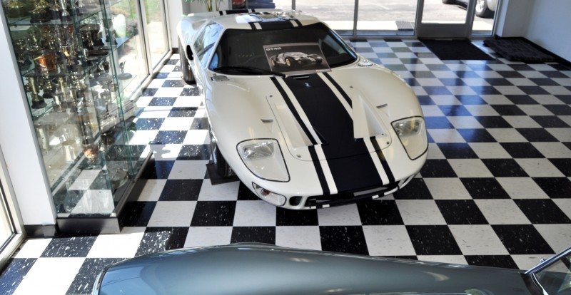 Touring the Olthoff Racing Dream Factory - Superformance GT40s and Cobras Galore 52