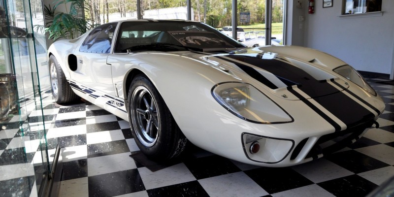 Touring the Olthoff Racing Dream Factory - Superformance GT40s and Cobras Galore 54