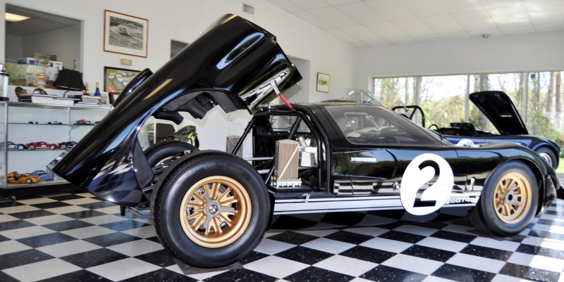 Touring the Olthoff Racing Dream Factory - Superformance GT40s and Cobras Galore 56