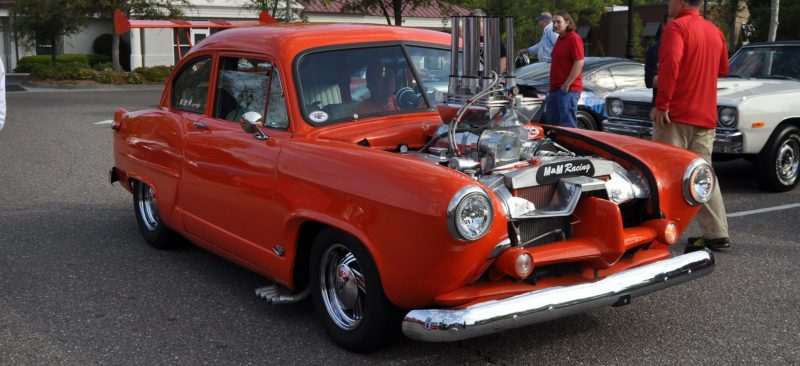 VIDEOS - Charleston Cars & Coffee - 1967 Chevy Nova, Drag-Prepped Hudson and 2002 Superformance Cobra 12