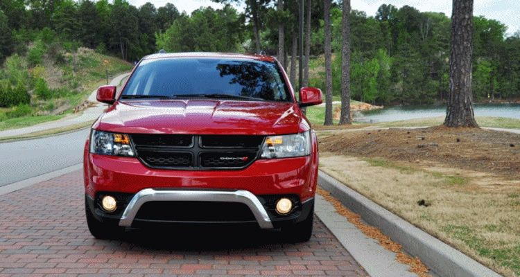 2014 Dodge Journey Crossroad GIF header