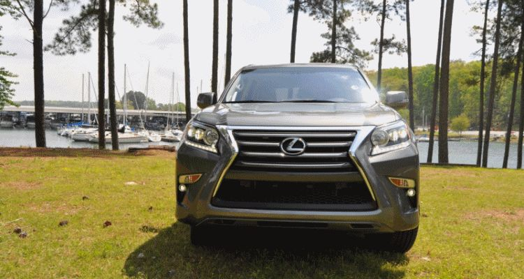 2014 Lexus GX road test header GIF