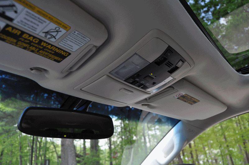 2014 Lexus GX460 FRONT SEATS GIF