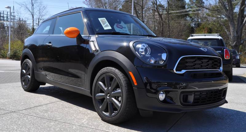 2014 MINI Paceman Cooper S - Built-out and Recommended Options 1