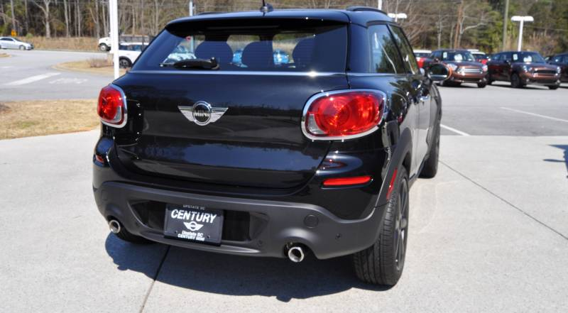 2014 MINI Paceman Cooper S - Built-out and Recommended Options 7