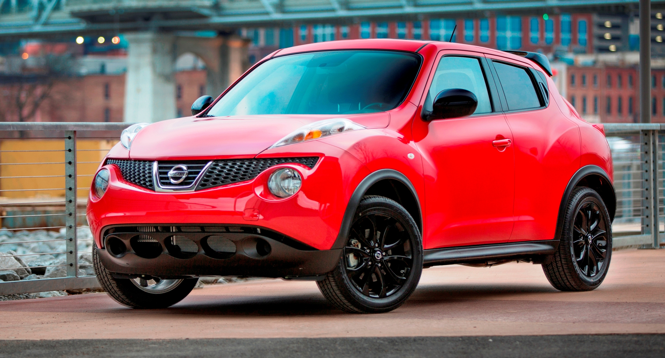 Floor Mats Car >> Nissan JUKE is Cool New Car from $20k