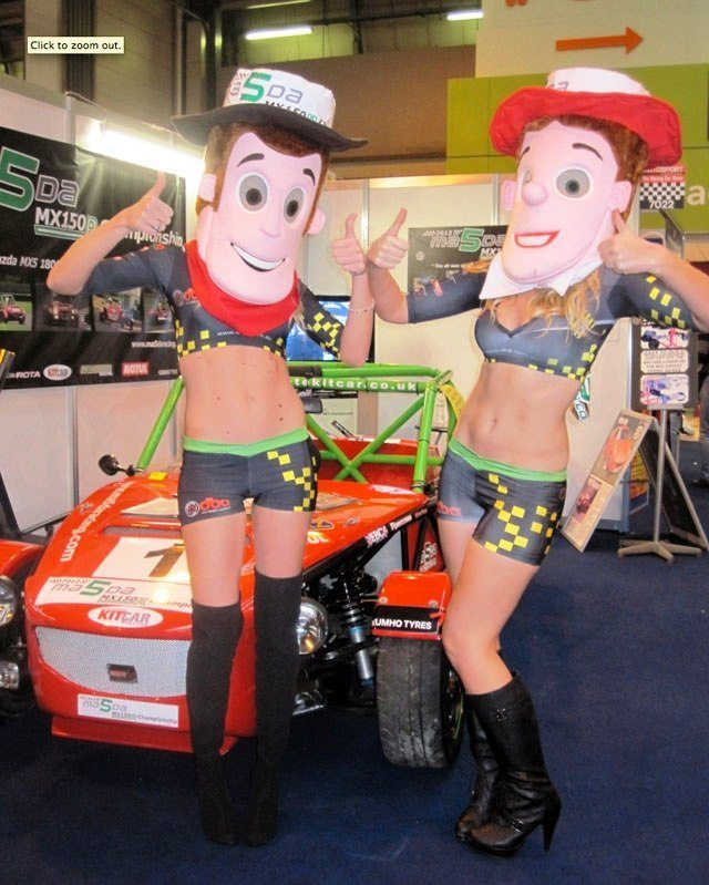 AutosportInternational-Exocet-MX150R-BoothBabes