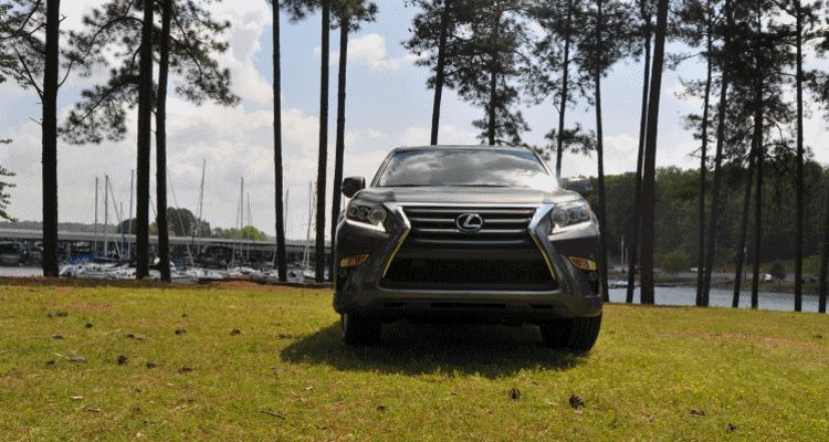 Car-Revs-Daily.com 2014 GX460 review sneak peek 2 GIF