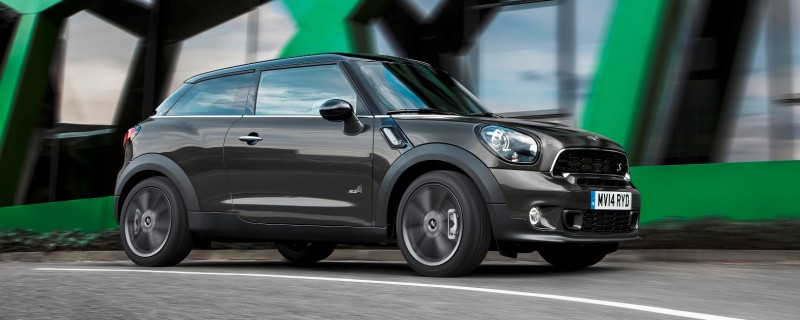 Car-Revs-Daily.com - 2015 MINI PACEMAN LED and Dark Style Updates 11