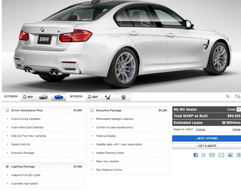 Car-Revs-Daily.com Builds 2015 BMW M3 31