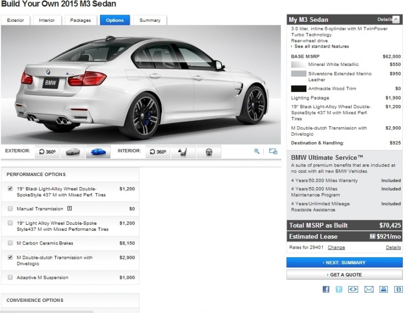 Car-Revs-Daily.com Builds 2015 BMW M3 32