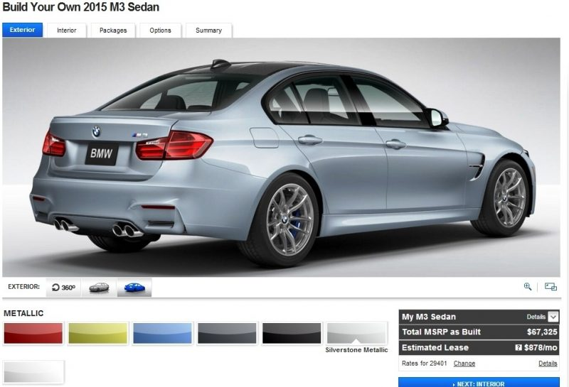 Car-Revs-Daily.com Builds 2015 BMW M3 9