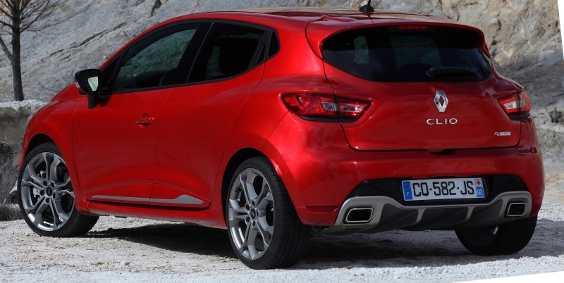 Car-Revs-Daily.com Builds a 2014 Renault Clio RS 200 EDC Lux 54