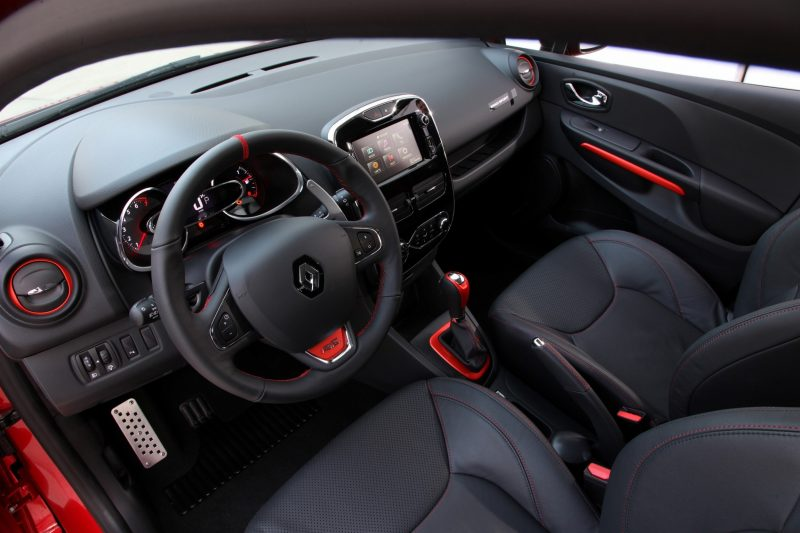 Car-Revs-Daily.com Builds a 2014 Renault Clio RS 200 EDC Lux 60
